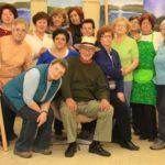 Nadaljevalna skupina Likovno ustvarjanje, 2012
